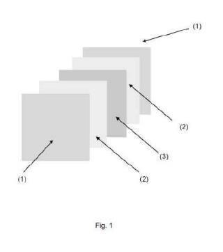Método para la fabricación de vidrio laminado con chapa de madera natural y su uso en edificaciones.