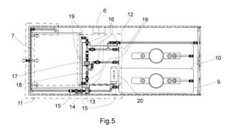 Planta de salmuera autónoma integrada en contenedor estándar.