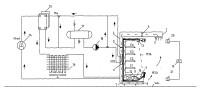 Sistema perfeccionado de recuperación de calor para climatización y reducción del efecto 'pasillo frío'.