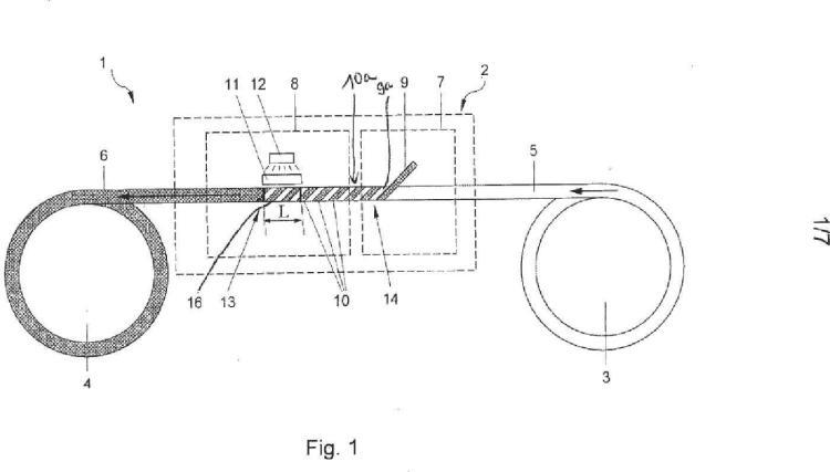 Método para la fabricación de un tubo compuesto continuo, aparato para fabricar un tubo compuesto continuo.
