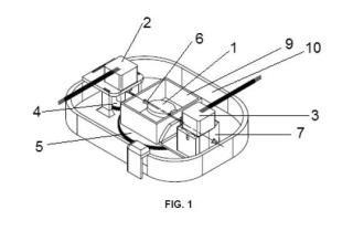 Dispositivo automático de posicionamiento para corte de tejido tridimensional en una muestra, vibrátomo que lo comprende y su uso.