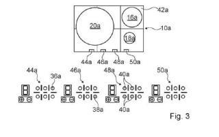 Dispositivo de campo de cocción y procedimiento para la puesta en funcionamiento de un dispositivo de campo de cocción.