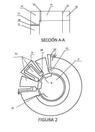 Perfeccionamientos de las máquinas de campo magnético rotatorio.