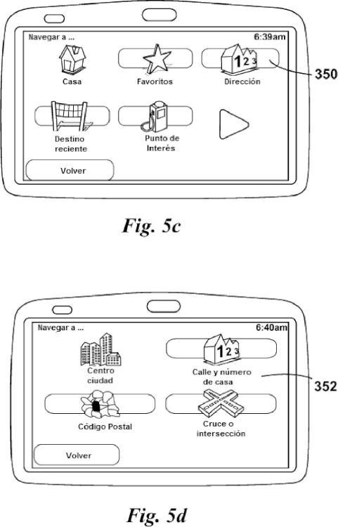 Ilustración 5 de la Galería de ilustraciones de Dispositivo, sistema y método de navegación con módulo de búsqueda por el aire