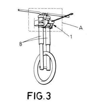 Dispositivo tirador y de arrastre para motocicletas.