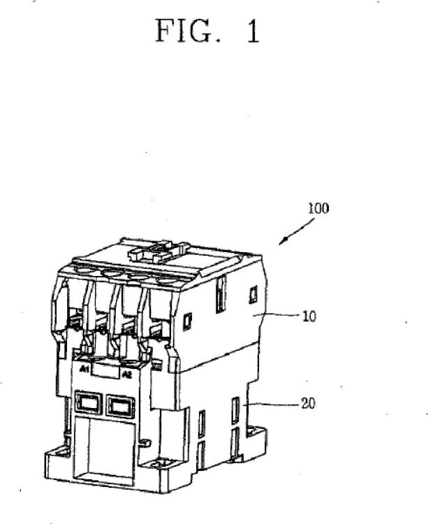 Unidad de bobina magnética.