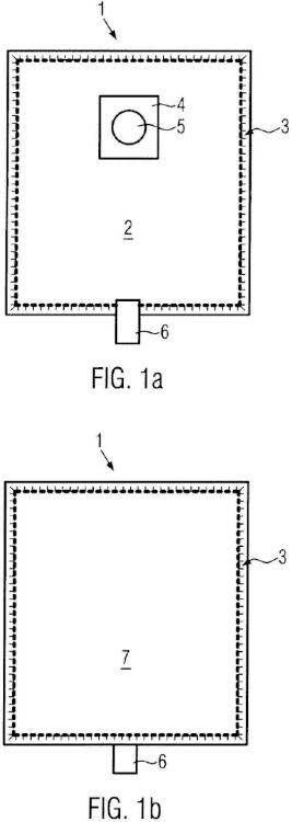 Bolsa de filtro para aspiradora con instalación de fijación adicional.