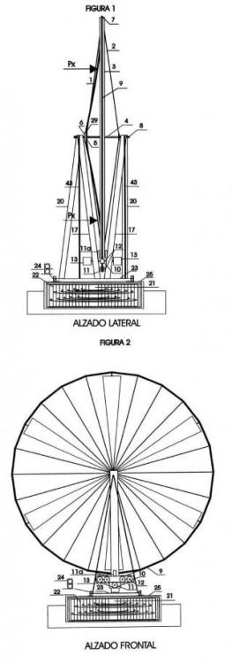 Turbina eólica autónoma con acumulación energética y aplicaciones.