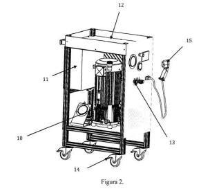 Sistema robótico y centralita hidráulica automática para ayuda al apriete.