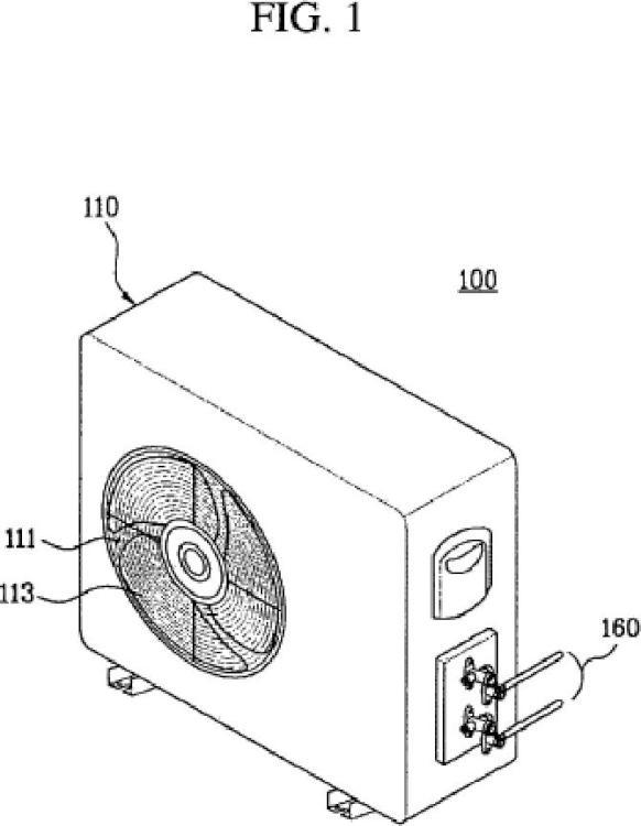 Dispositivo de ventilación y unidad exterior que tiene el mismo.