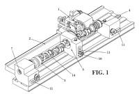 Máquina y método para mecanizar cigüeñales de grandes dimensiones.