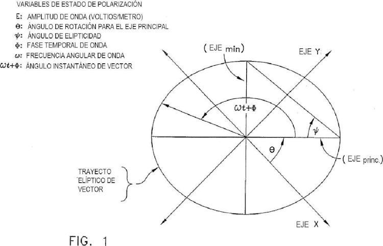 Sistema de fibra óptica con agrupación de sensores o detectores virtuales.