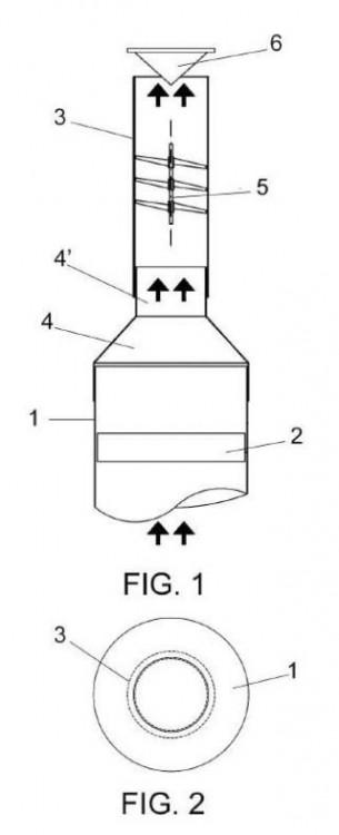 Sistema de aprovechamiento del aire de extracción residual para la generación de energía.