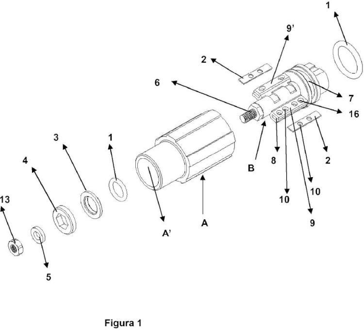 Mecanismo de cierre ralentizado para tapaderas de inodoros.