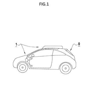 Dispositivo y procedimiento eólico regenerativo para vehículos.
