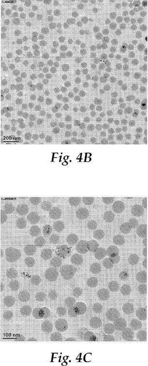 Métodos de combinación de nanopartículas con una resina.