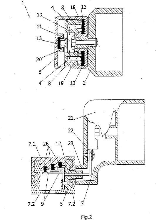 Conectores con escobillas y patillas de deslizamiento por guías eléctricas para instalaciones del hogar, comercio o industria.