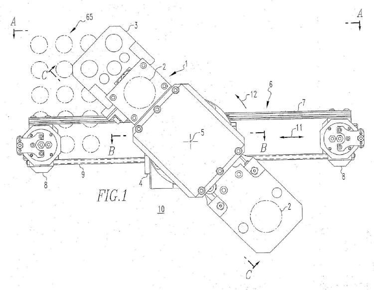 Manipulador en miniatura para el mantenimiento del interior de tubos de un generador nuclear de vapor.