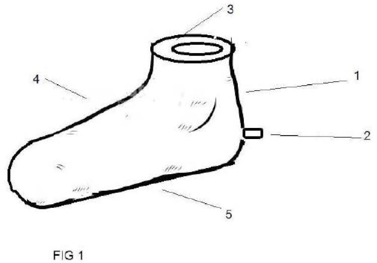 Zapato para pies pronadores.