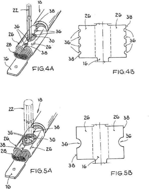 Procedimiento y dispositivo para conectar un conductor eléctrico a una pieza de contacto eléctrico.