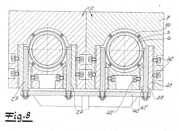 Ilustración 5 de la Galería de ilustraciones de Procedimiento para fabricar cuerpos huecos de plástico moldeados por soplado y cabezal de extrusión múltiple para la realización del procedimiento