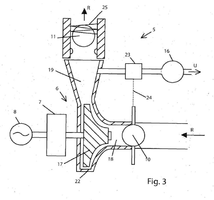 Supercargador para motores de combustión interna.