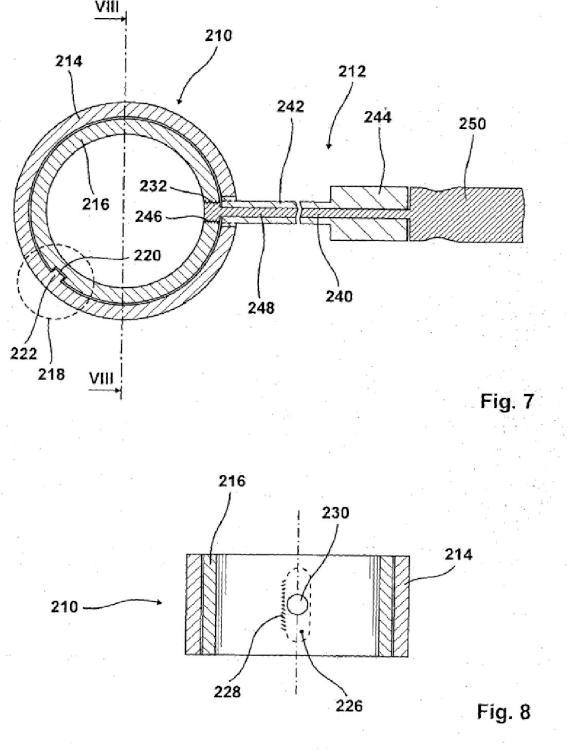 Ilustración 5 de la Galería de ilustraciones de Implante de columna vertebral y herramienta para dicho implante