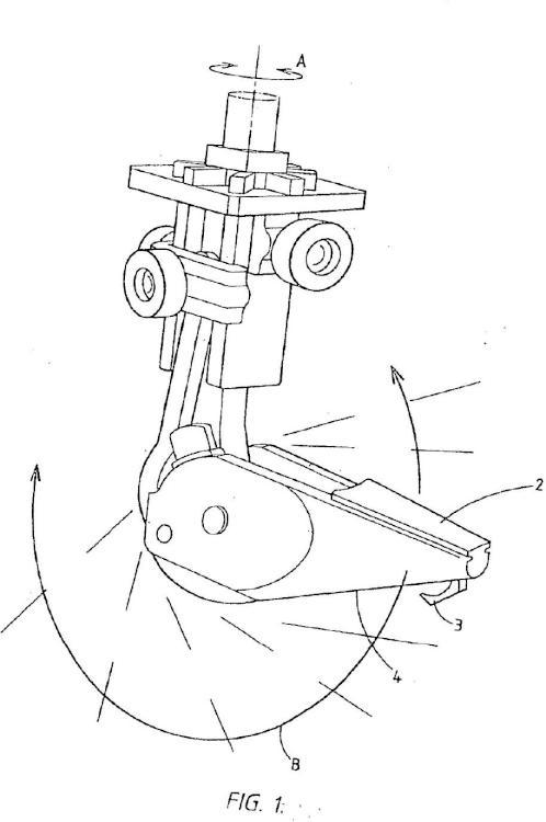 Procedimiento y dispositivo de tratamiento de una pieza de carcasa de aves de corral sacrificadas.
