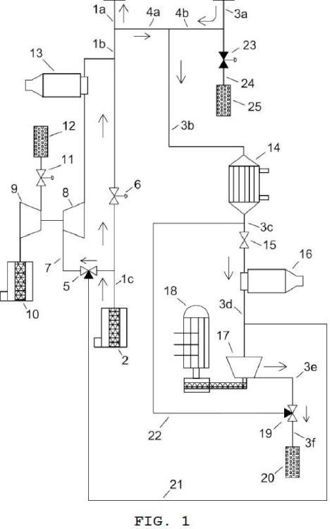 Dispositivo para acondicionar la atmósfera en ensayos de motores de combustión interna alternativos, procedimiento y uso de dicho dispositivo.