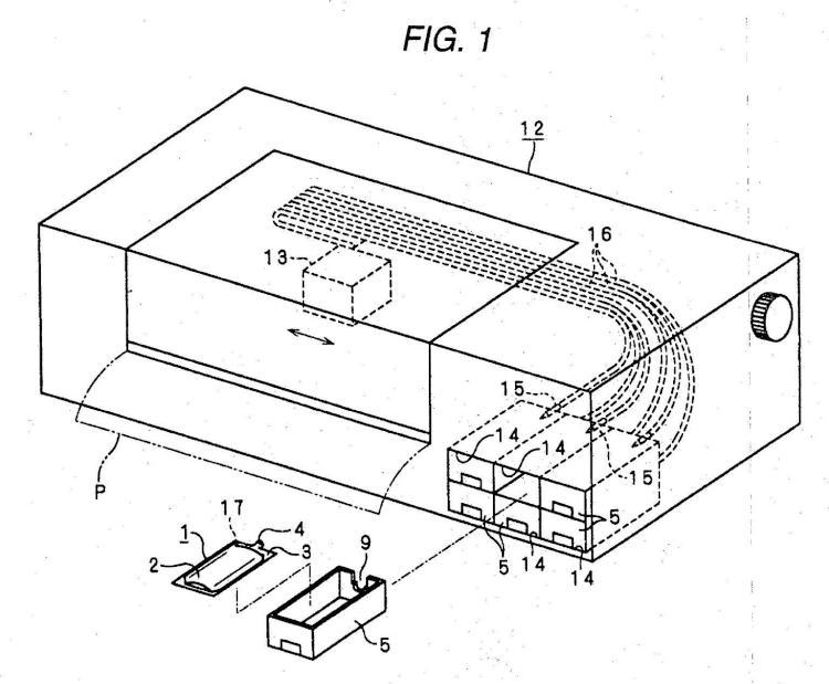 Bolsa de almacenamiento de líquido y aparato de expulsión de líquido.