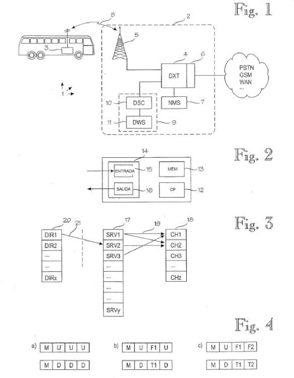 Disposición y método para gestión de capacidad en un sistema de comunicación.