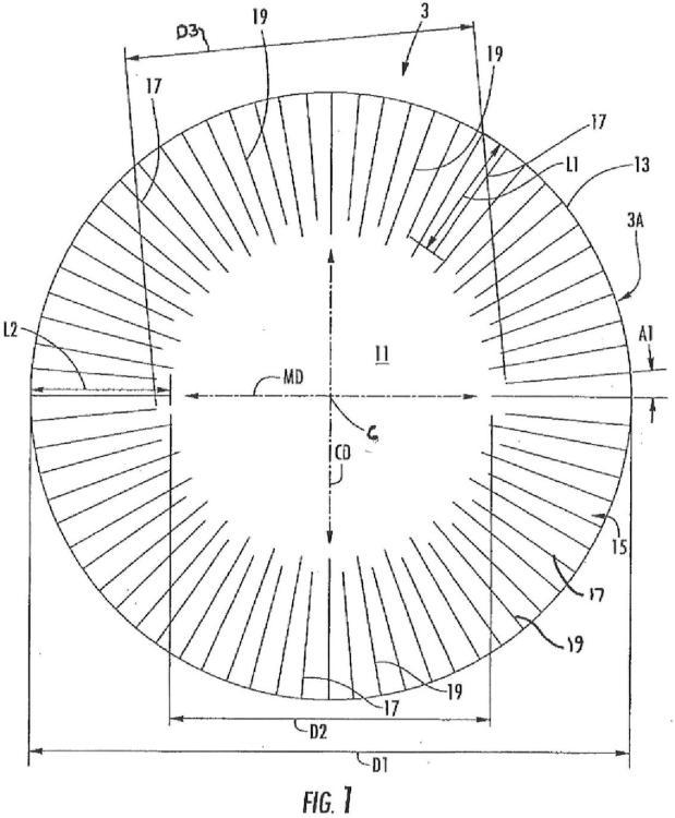 Pieza inicial y herramienta de conformación para conformar un recipiente.