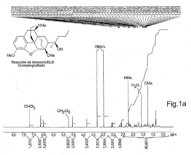 Dihidroetorfinas y su preparación.