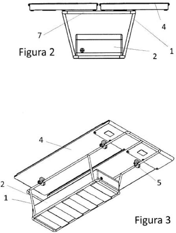 Alimentador de baterías de medios de locomoción personal.