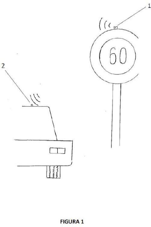 Sistema interactivo entre señales de tráfico y vehículos.