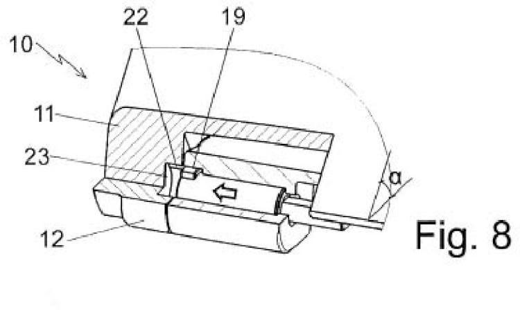 Sistema de acoplamiento, fijación y giro relativo entre tapa y aro de un inodoro.