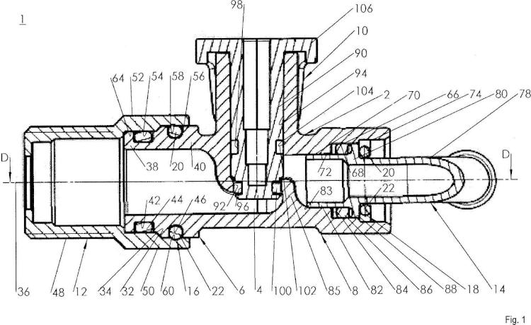 Sistema de conexión para la instalación de un aparato de circulación de agua.