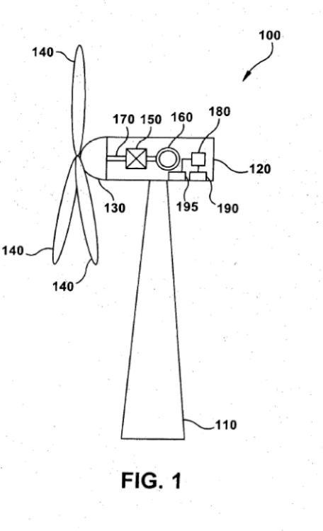 Turbina eólica y procedimiento de detección de hielo asimétrico en una turbina eólica.