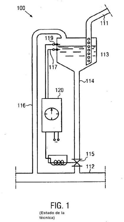 Dispositivo y procedimiento para la medición de una cantidad de leche producida por un animal en un proceso de ordeño.