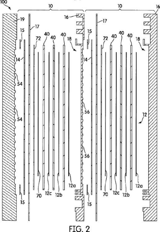 Procesos de reinicio de batería para electrodo de combustible en armazón.