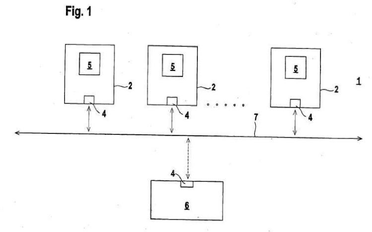 Método para el registro de datos y sistema de registro de datos.