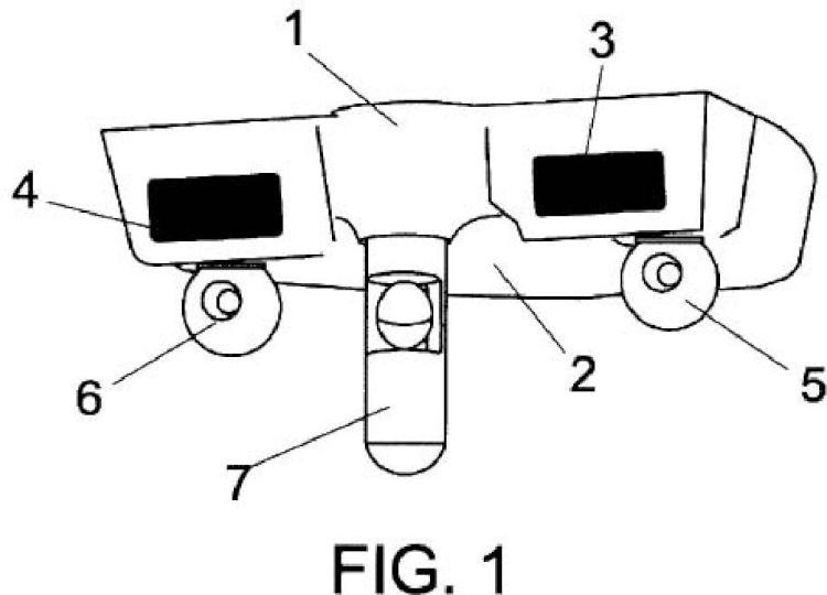Sistema de visión para reabastecimiento en vuelo.