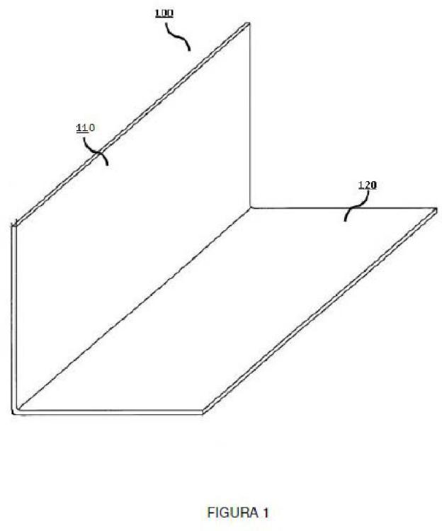 Estructura metálica para la sujeción de recubrimientos de piedra separados del muro soporte en fachadas ventiladas.