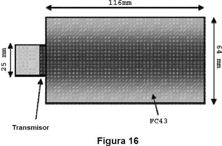 Dispositivo y método para generar un haz colimado de energía acústica en un pozo de perforación.