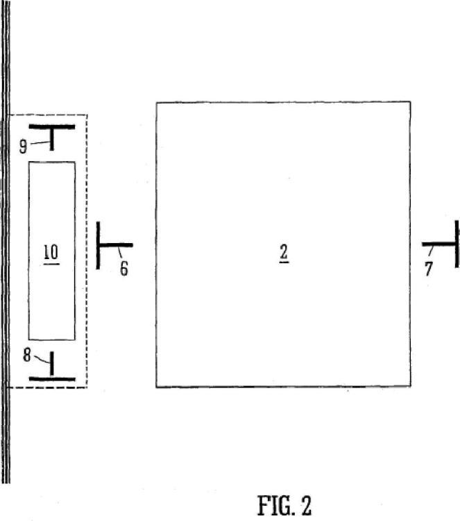 Instalación de ascensor con dimensiones reducidas del hueco de ascensor.