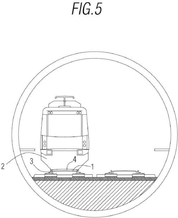 Sistema antiatropello en vías férreas.