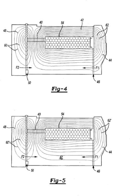 Dispositivo de freno de ascensor que incluye polarización de imán permanente para aplicar una fuerza de frenado.