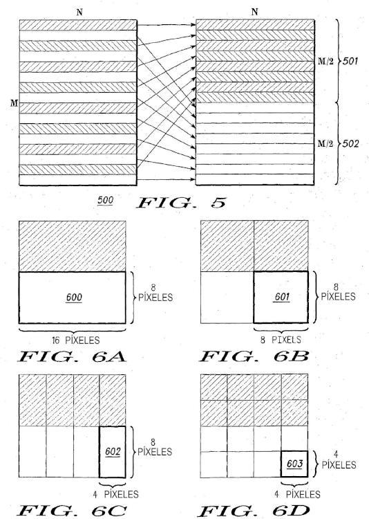 Ilustración 3 de la Galería de ilustraciones de Codificación de cuadro/campo adaptativa de nivel de macrobloques para contenido de vídeo digital