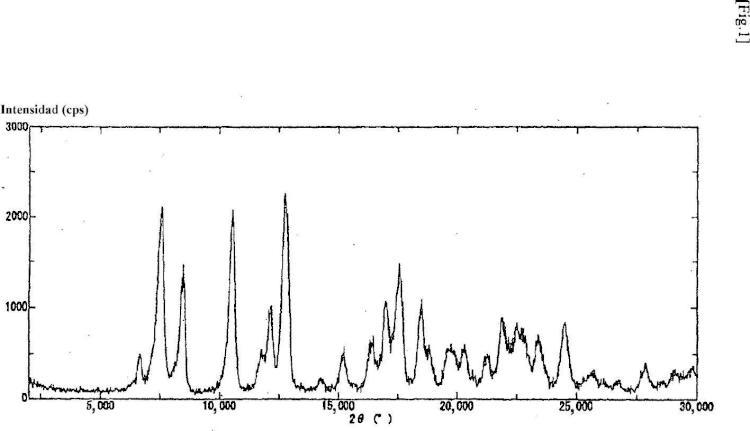 Monosebacato de un derivado de pirazol.