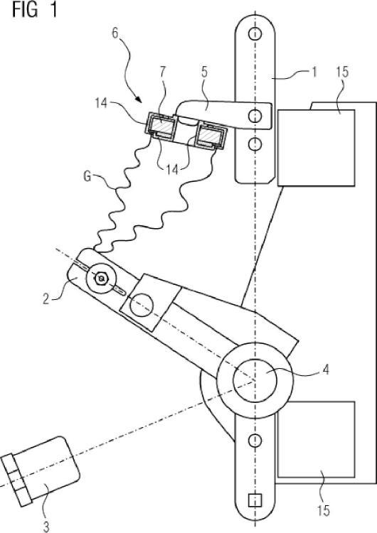 Dispositivo extintor de arco eléctrico con imán permanente para interruptor seccionador bajo carga.